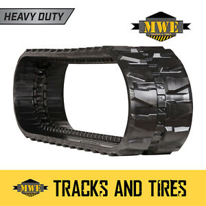 Fits Bobcat 341 16 Mwe Heavy Duty Excavator Rubber Track