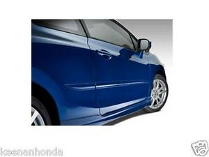 Genuine Oem Honda Civic 2dr Coupe Body Side Molding 2012 2015
