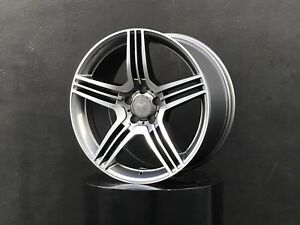 Mercedes Benz Gl Glk Ml Amg 19 Inch Wheels Rims Gunmetal 19x8 5 9 5 5x112 45