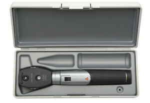 Heine Mini 3000 Ophthalmoscope With Battery Handle In Hard Case