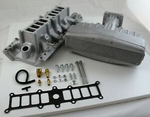 86 95 Ford Mustang 5 0l Typhoon Efi Intake Manifold Complete Cobra Lx Gt 302 V8