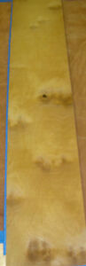 Mappa Cluster Burl Wood Veneer 5 X 53 No Backing 1 42 Thickness Flitch Sample
