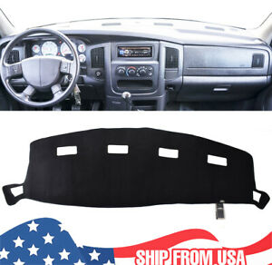 For Dodge Ram 1500 2500 3500 2002 2005 Dashboard Dash Mat Dashmat Sun Cover Pad