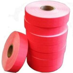 Centurion 1131rink Monarch Pricing Labels Red