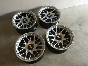 Bbs Rs2 Rsii Rs700 Concave 18 Perfect Condition