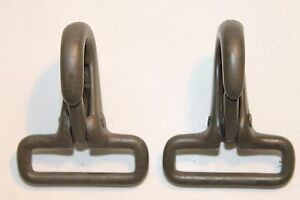 Military Vehicle Doorway Strap Snap Hook Set Willys Mb Ford Gpw Dodge Wc Jeep