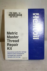 Helicoil 5403 14 Master Thread Repair Kit M14x2