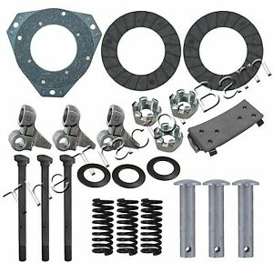 Complete T bolt Kit Clutch Kit For John Deere 50 520 530 Rebuild Repair