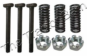 John Deere 60 620 630 Clutch Operating T bolt Adjusting Nut Spring Kit A4354r