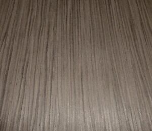 Ebony Brown Composite Wood Veneer Sheet 22 X 21 Raw No Backing 1 42 Thickness