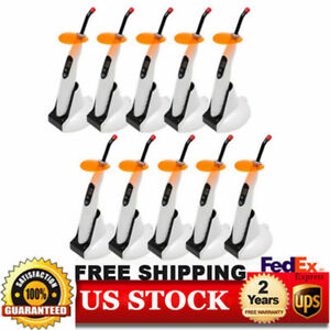 Dental Wireless Cordless Led b Curing Light Lamp Woodpecker Type 5w Light Weight