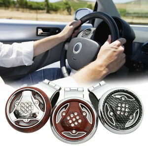 Car Auto Steering Wheel Aid Suicide Spinner Ball Handle Assister Knob Booster