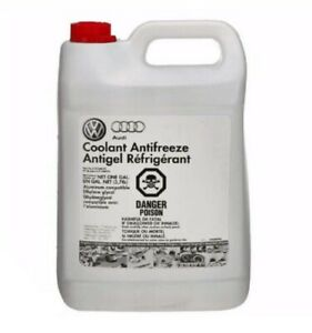 Fits Volkswagen G12 G13 98 18 Engine Red Coolant Antifreeze 1 Gallon G013a8j1g