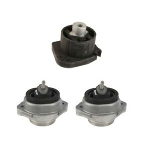 Bmw E53 X5 Automatic Transmission Engine Motor Mounts Kit New