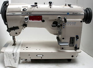 Zoje Zj457 A135 l 3 step Zig Zag Lockstitch Industrial Sewing Machine Head Only