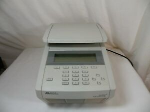Applied Biosystems Geneamp Pcr System 2700 96 well Thermal Cycler 4322620