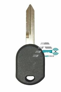New Replacement Uncut Transponder Chip Key For Ford H84 Pt Chip 4d63 40 Bit