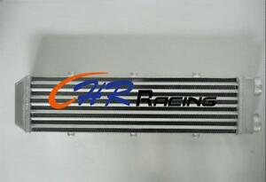 New Turbo Aluminum Intercooler 2 550x140x70 Mm Delta Fin Same Side Outs
