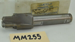 Kennametal Metcut M22 X 1 5 Tungsten Carbide Tipped Tool Port Contour Cutter 269