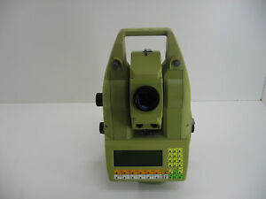 Leica Tca 1100 Total Station For Surveying One Month Warranty