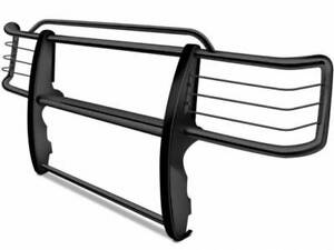 Black Grill Guard Fits 2007 up Chevy Silverado 2500 3500 Hd Only