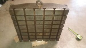 T slot Angle Plate Tombstone