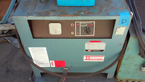 s h Quote Forklift Battery Charger Hertner 3te12 600 D c Volts 24 Output