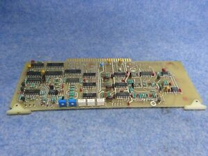 Wiltron 6640a Programmable Sweep Generator 26 5 To 40ghz Board 660 d 8003