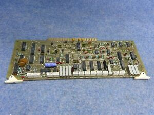 Wiltron 6640a Programmable Sweep Generator 26 5 To 40ghz Board 660 d 8004