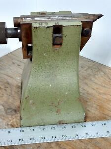 Tailstock For Milling Machine Rotary Table Bridgeport Style