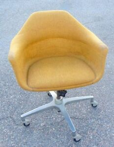 Mid Century Mod Office Desk Chair Johnson Creek Wisc Adjustable Swivel Urban