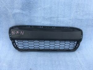 2012 2013 Honda Civic Sedan Front Bumper Lower Grille Oem