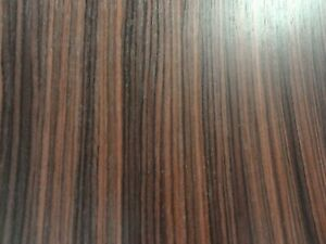 Rosewood Ceylon Composite Wood Veneer 24 X 96 With Paper Backer 1 40 Thick