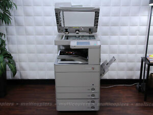 Canon Imagerunner Advance C5030 Color Copier Printer Scan Email 5030 C5051 C5045