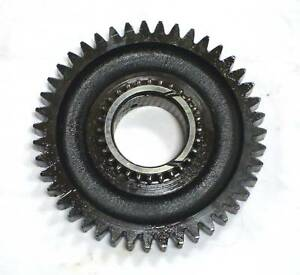 3000 4000 4610 7000 Ford Tractor 2nd Transmission Gear