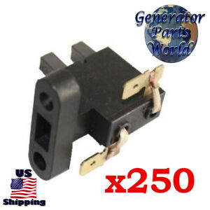 250 Generator Carbon Brush Universal Assembly Wholesale Bulk Lot Champion Honda