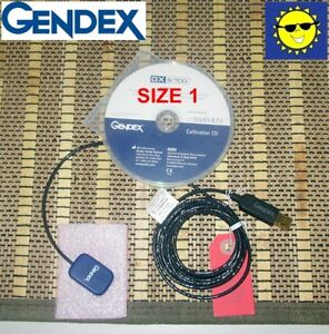 Gendex Gxs 700 Dental Digital Usb Direct X ray Sensor Size 1 2017