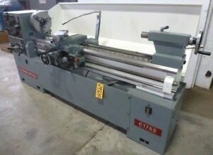 17 X 65 Clausing Metosa Engine Lathe