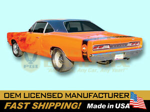 1969 1970 Dodge Super Bee Bumble Bee Decals Stripes Kit