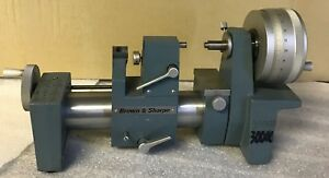 Brown Sharpe Ultra Mike Micrometer Comparator No 599 246 1
