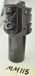 Seco Indexable Carbide Insert Porting Tool Step Cutter Drill Mill New