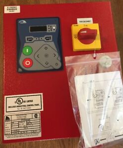 Tornatech Model Jp3 Jockey Pump Controller For Fire Sprinkler System Nema 2