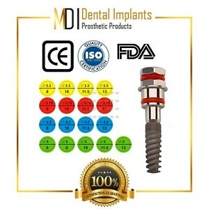 Special 40 Mdi Dental Implant Internal hex System Free Express Ems Shipping