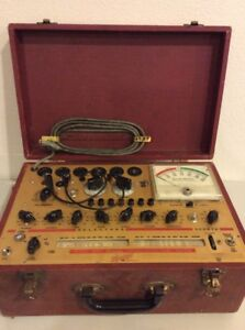 Hickok 600a Mutual Conductance Tube Tester