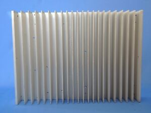 Heat Sink Aluminum 295 X 215 X 38 Mm