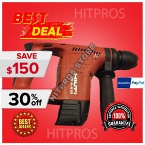 Hilti Te 4 a18 18v Rotary Hammer Drill Bare Tool Brand New Fast Shipping