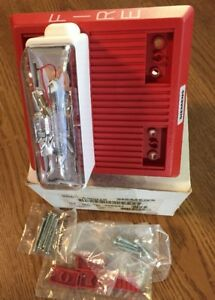 Fire Alarm Horn Strobe Mcs Industrial Solutions And