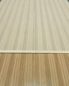 African Zebrawood Composite Wood Veneer 48 X 96 With Paper Backer 1 40th