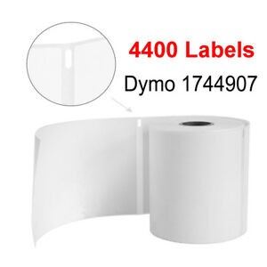 4 X 6 Thermal Shipping Labels Compatible Dymo 1744907 4xl For Ebay Ups Amazon