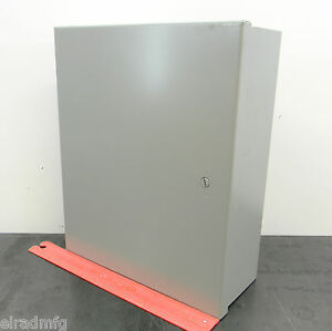 Schaefer s K 186 Electrical Enclosure 12 x10 x4 Electric Box New